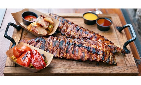 Wowdeal: All-You-Can-Eat spareribs (2 uur) bij De Lantaarns
