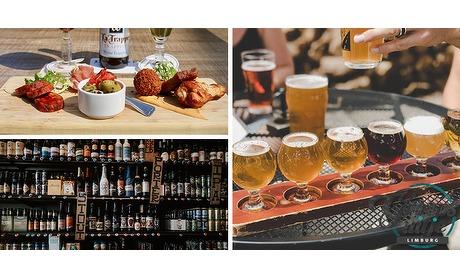 Wowdeal: High Beer en kijkje op de robotboerderij bij Groepsuitje Limburg