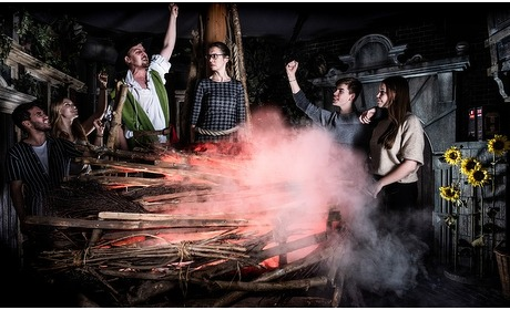 Groupon: Tickets The Amsterdam Dungeon