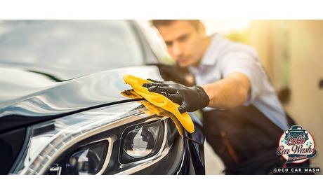 Wowdeal: Handmatige wasbeurten bij Coco Car Wash