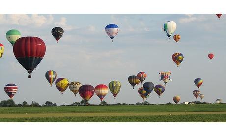 Wowdeal: Valentijnstopper: romantische ballonvaart voor 2 personen