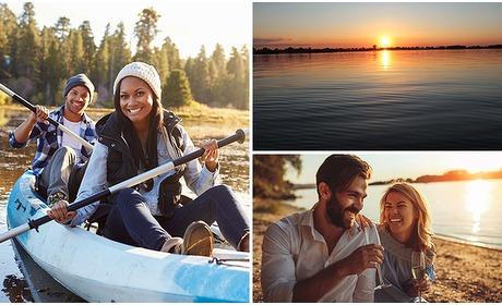 Social Deal: Romantische kanotocht voor 2 op de Maas