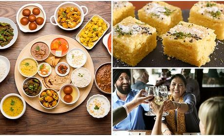 Social Deal: Indiase thali-rijsttafel in hartje Haarlem
