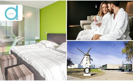 Social Deal: Overnachting(en) + ontbijt + cava voor 2 in Kortrijk