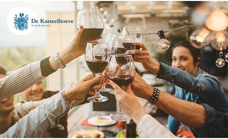 Social Deal: Wijnproeverij bij jou thuis