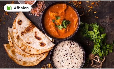 Groupon: Indiaas eten in de Markthal