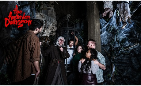 Social Deal: Entree voor The Amsterdam Dungeon