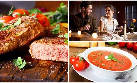 Social Deal: 3-gangen keuzediner bij Steakhouse El Toro