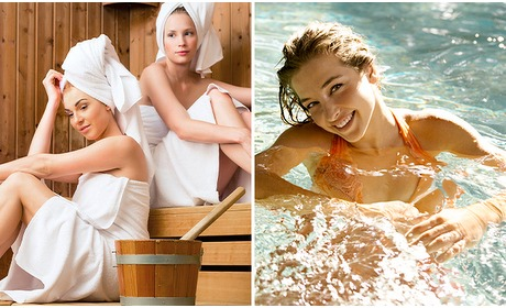 Social Deal: Entree sauna's en zwemparadijs
