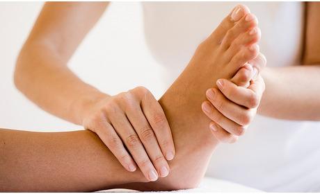 Social Deal: Thaise been-voetmassage
