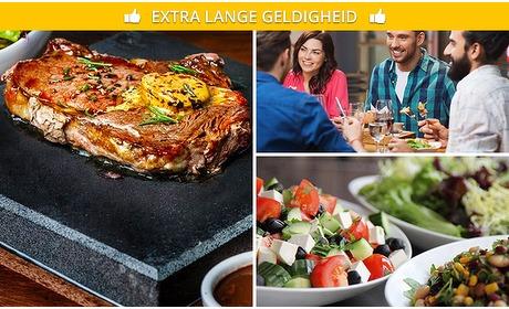 Social Deal: All-You-Can-Eat steengrillen