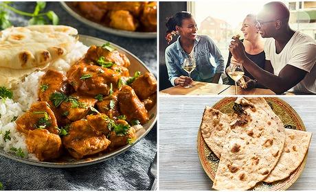 Social Deal: 3-gangendiner bij Taste of India