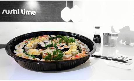 Groupon: Afhalen: Sushi-box in Den Haag