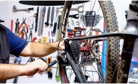 Social Deal: Onderhoudsbeurt voor jouw fiets