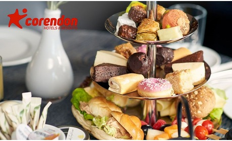 Social Deal: High tea bij Corendon