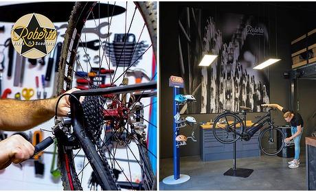Social Deal: Onderhoudsbeurt voor je (elektrische) fiets