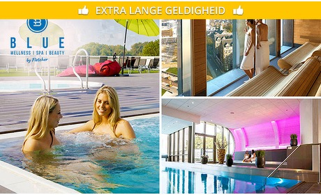 Social Deal: Saunadag bij BLUE Wellnessresorts