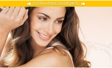 Social Deal: Permanente make-up wenkbrauwen of lippen