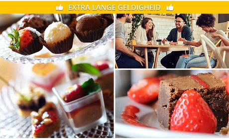 Social Deal: High tea bij Het Wapen van Tilburg