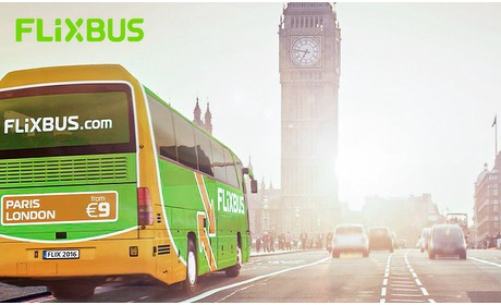 Social Deal: Stedentrip met FlixBus