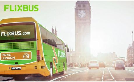Social Deal: Stedentrip met FlixBus
