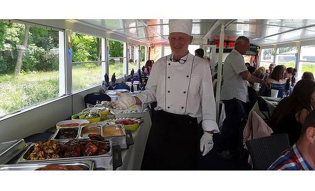 Wowdeal: Boottocht met barbecue op Passagierschip Zander