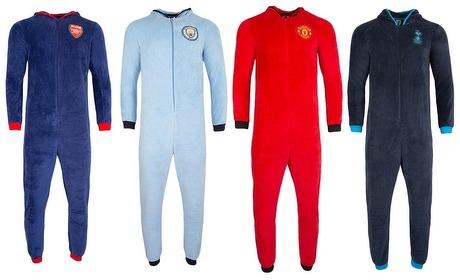 Groupon: Voetbalclub-jumpsuit voor heren