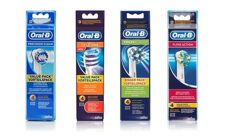 Groupon: Oral-B opzetborstels