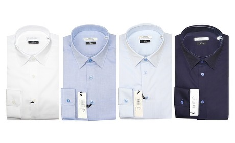 Groupon: Versace Collection heren overhemd