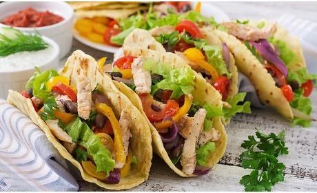 Groupon: Mexicaans menu Leeuwarden afhalen
