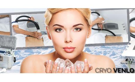 Wowdeal: 1 cryotherapiebehandeling voor 1 zone bij Cryo Venlo