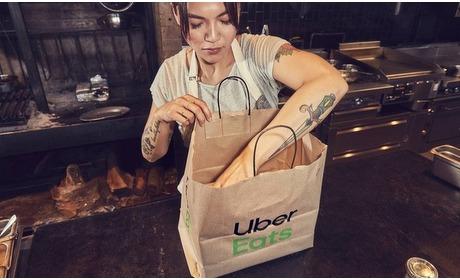 Groupon: 10 euro korting bij Uber Eats