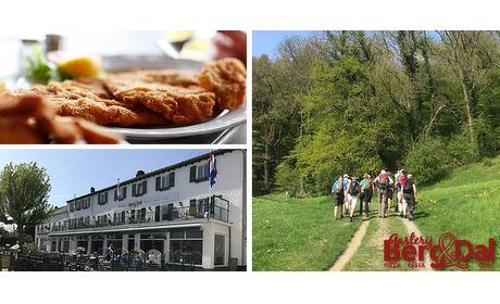 Wowdeal: 3-gangen wandelarrangement bij Gasterij Berg en Dal