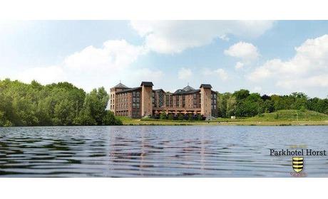 Wowdeal: Ontspannen bij Parkhotel Horst met 2 personen