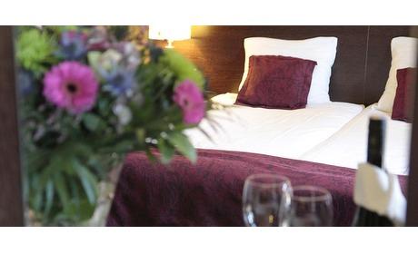 Wowdeal: Overnachting(en) met ontbijt bij Hotel Arcen