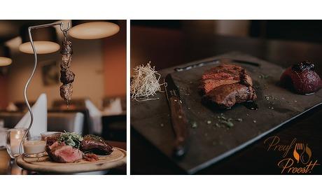 Wowdeal: 4-gangen keuzediner bij Restaurant Preuf & Proost