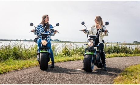 Groupon: E-scooter huren in Monnickendam