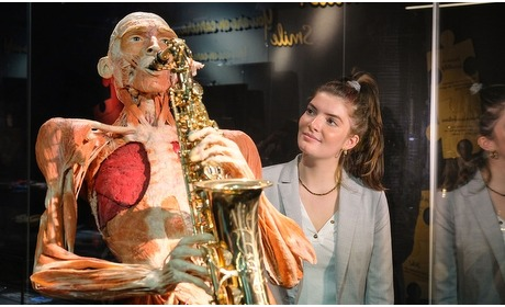 Groupon: Ticket BODY WORLDS Amsterdam