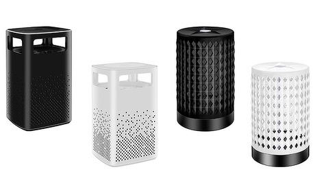Wowdeal: Muggenlamp 1+1 gratis (wit/zwart, vierkant/rond)
