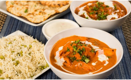 Groupon: Afhalen in A'dam-West: Indiaas