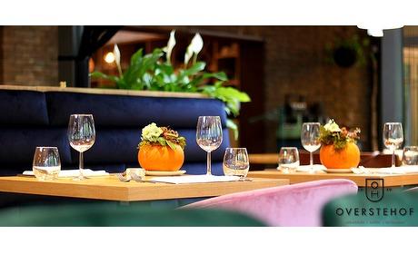 Wowdeal: 3-gangen surprise diner bij Landgoed Overste Hof