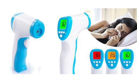 Wowdeal: Contactloze infraroodthermometer
