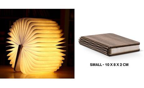 Wowdeal: Houten Boek lamp