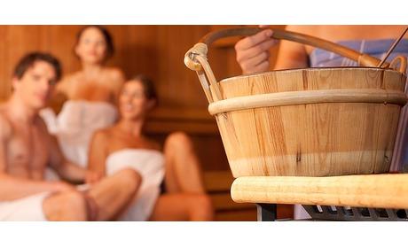 Wowdeal: Entreeticket voor het luxe Return Saunacomplex