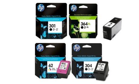 Groupon: HP 300/301/302/303/304/364/62