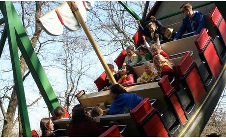 Groupon: Valkenburg: entree Sprookjesbos