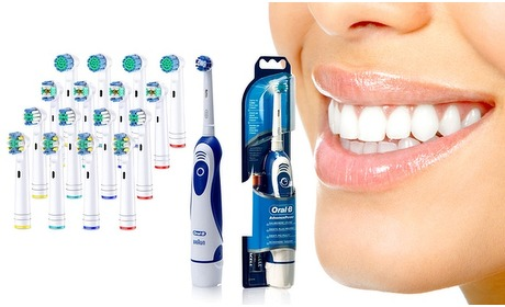 Groupon: Oral B elektrische tandenborstel