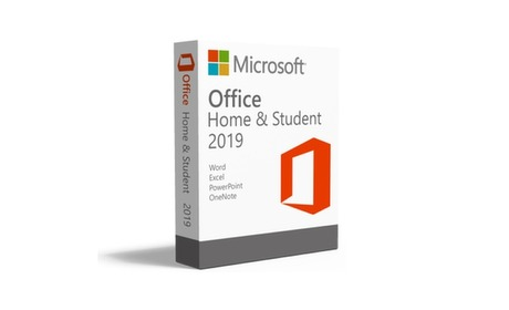 Groupon: Microsoft Office 2019 Home