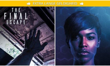 Social Deal: Online escapegame voor 1 tot 5 personen
