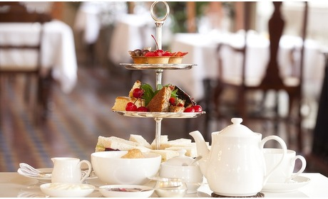 Groupon: High tea in Schiedam
